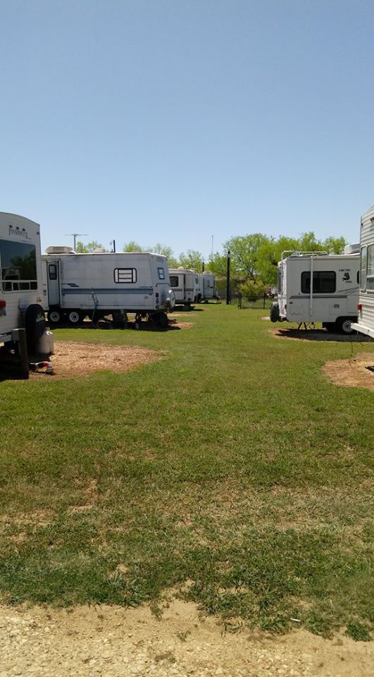 Freedom RV Clothing Optional Resort in Texas
