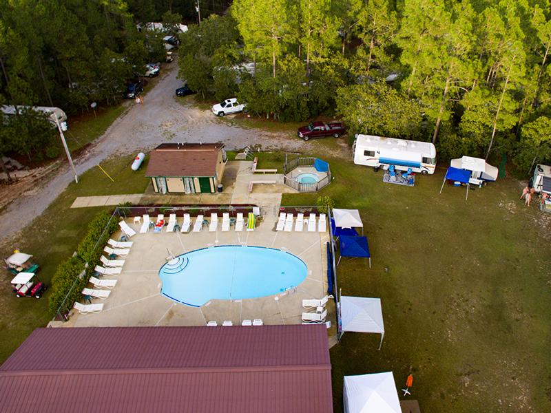 Cedar Creek Resort, LLC Clothing Optional Resort