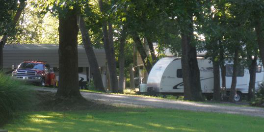 Old Bates Campground Passport America Camping Amp Rv Club