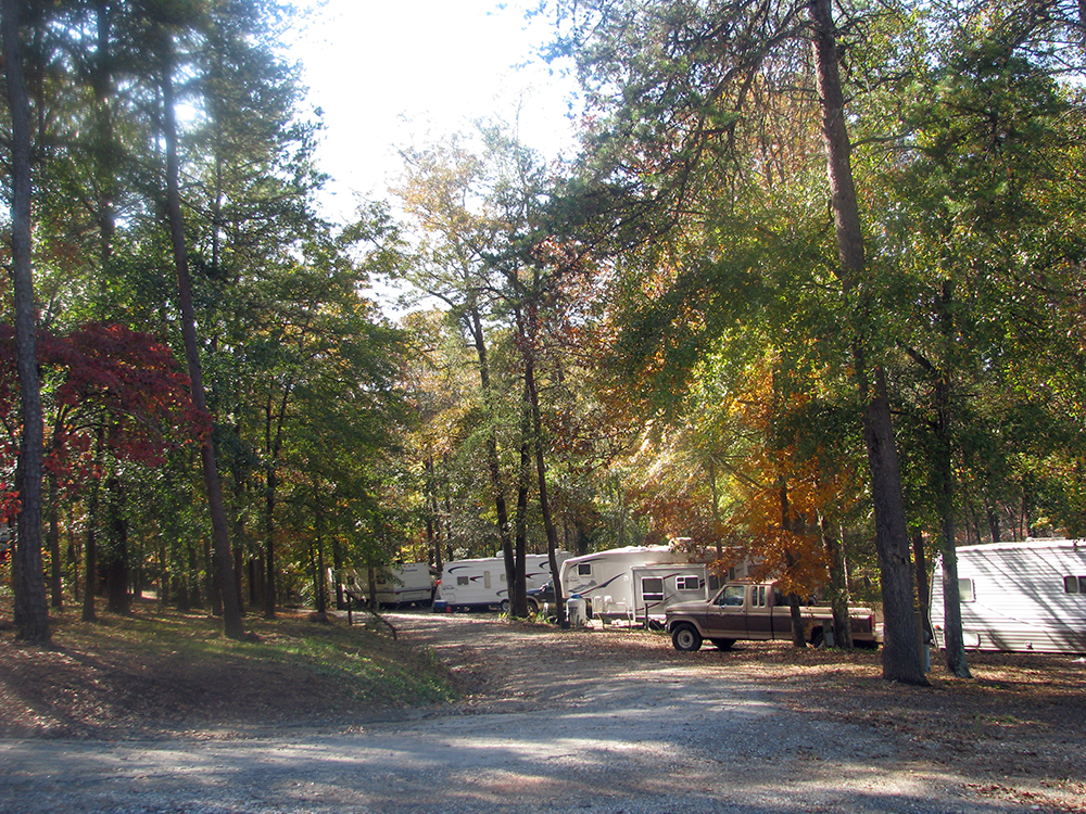 Foothills Family Campground Passport America Camping