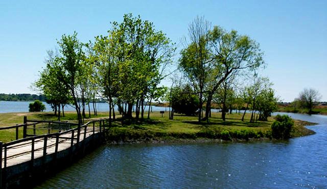 Park On The Lake Lake Conroe Passport America