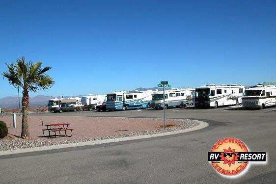 Cochise Terrace Rv Resort Passport America Camping Amp Rv Club