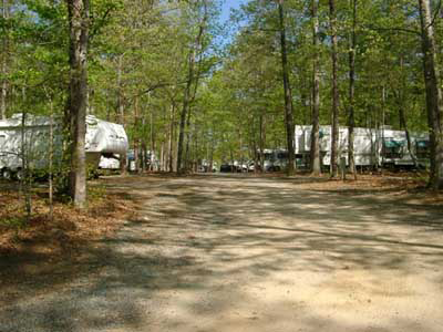 Small Country Campground Passport America Camping Amp Rv Club