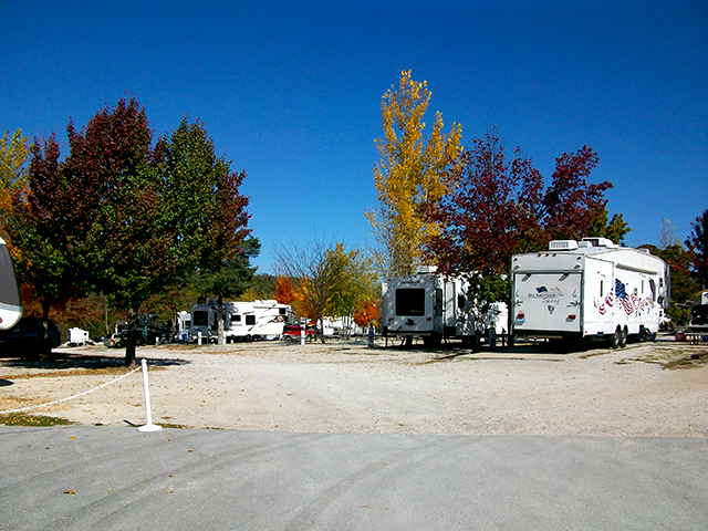Branson Stagecoach Campground Passport America Camping