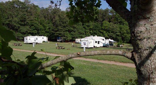 Etowah River Campground Passport America Camping Amp Rv Club