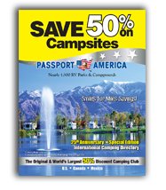 Passport America 26th Edition Directory