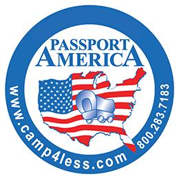 Passport America's Company logo