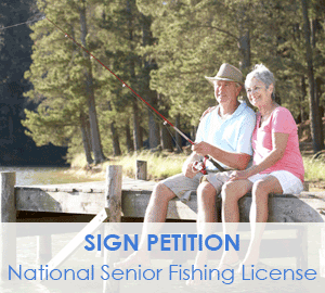 Fishing Petition for Seniors
