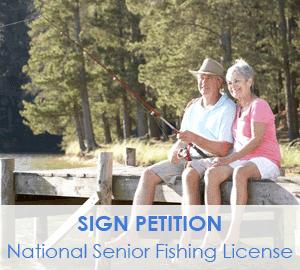Fishing Petition for Seniors