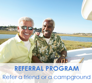 Passport America Referral Program