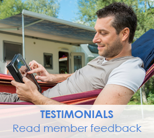 Passport America Read Testimonials