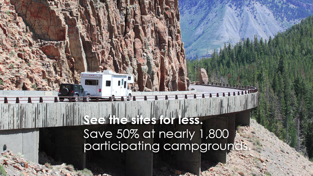 Passport America Participating Campgrounds